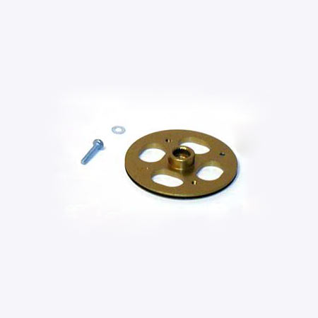 Hangar 9 HAN3514 Pull-Pull Wheel: Futaba, Medium