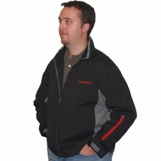 HANP125 Hangar 9 Jacket, Black, Medium
