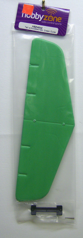 Hobby Zone HBZ4532 Tail with accessories Green outlaw