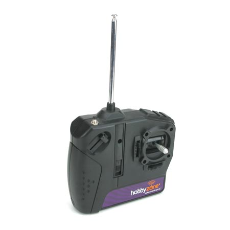 Hobby Zone HBZ3553 Transmitter: Channel 3, 27.095: AER, ABC, ABX
