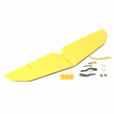 Hobby Zone HBZ4042 Yellow Tail w/Accessories: FTB