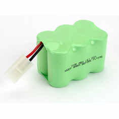 Hobby Zone HBZ6510 7.2V 1700mAh Ni-Cd Battery: ABX