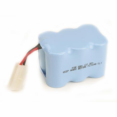 Hobby Zone HBZ6512 7.2V 2800mAh Ni-MH Battery: ABX
