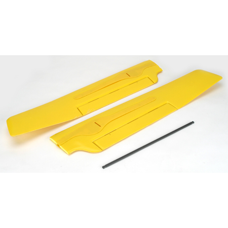 Hobby Zone HBZ7220 Wing with Spar: ABS