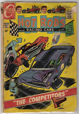 Hot rods and Racing Cars 98 The competitors