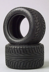 HPI 4451 V-Groove Tire M Compound (2)