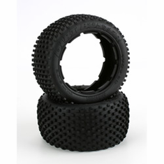 HPI 4834 Dirt Block Tire S Compound (2): Baja,2.0