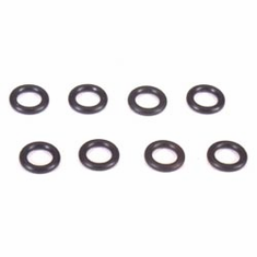 HPI 6811 O-ring 6x9.5x2mm (black / 8pc)