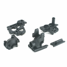 HPI 85045 Gear Box & Bulkhead Set: S21, S25