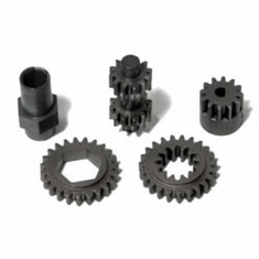 HPI 87114 Gear Set for Motor Unit: Roto Start