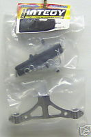 Integy T3104s Front Body & pin mount for REVO
