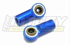 Integy T3716BLUE Alloy 3.5mm Ball End (2pr) for MSR Shocks