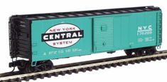 Intermountain 65901-13 50' AAR Single-Door Boxcar # 176279 New York Central