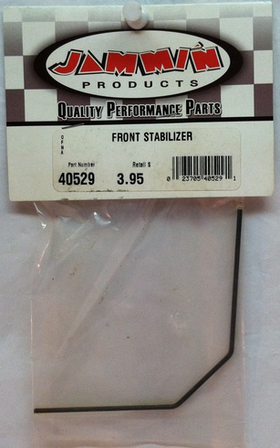 Jammin' Products 40529 Front Stabilizer: X1CR