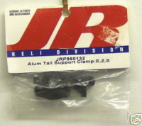 JR JRP960132 Alum Tail Support Clamp E Z S