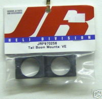 JR JRP970256 Tail Boom Mounts VE