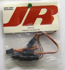 JR JRPA133 Y-Harness with amplifier