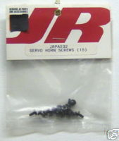 JR JRPA232 Servo Horn Screws (15)