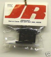 JR JRSPC537 Servo Case 527 537 547 590 650M