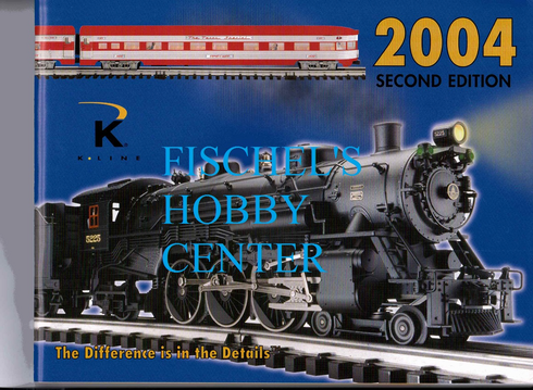 K-line 2004 Catalog 2nd edition