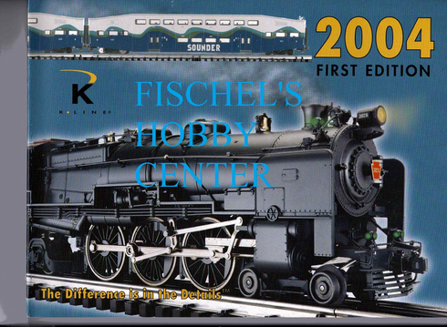 K-line 2004 Catalog First edition
