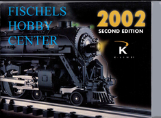 K-line catalog 2002 2nd edition