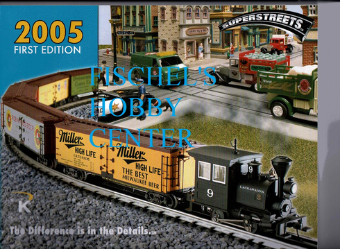 K-line catalog 2005 first edition