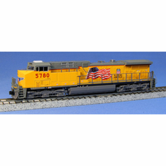 Kato 1767007 N AC4400CW UP Flag #5780