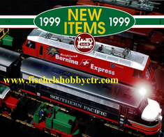 LGB 1999 New Items 19 page catalog