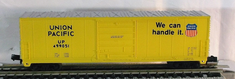 Life-Like 7730 50' Evans box car Union Pacific #499051 N