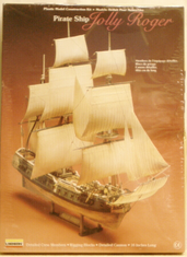 Lindberg Jolly Roger Pirate ship 70874