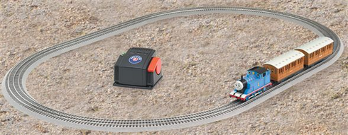 Lionel 6-31956 Thomas the Tank Engine™ with three interchangeable faces