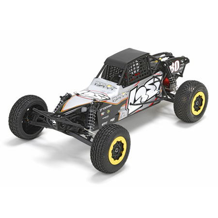 Losi LOS03003 XXX-SCB Brushless RTR,AVC:1/10 2WD SC Buggy