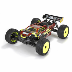 Losi LOS04001 8IGHT-T RTR, AVC: 1/8 4WD Gas Truggy