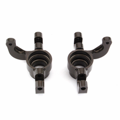 Losi LOSA1708 Aluminum Front Spindles: 8B,8T