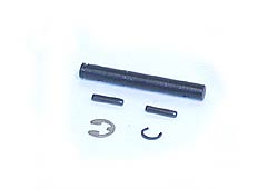 Losi LOSA2923 Center Brake Shaft & HDW: XXX-NT