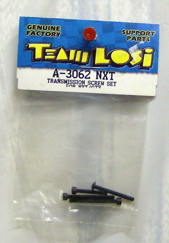 Losi LOSA3062 Transmission Screw Set For NXT and GXT