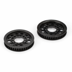 Losi LOSA3326 Diff Pulley Set, 41 & 42: JRX-S Type R