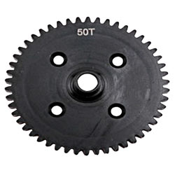 Losi LOSA3515 Center Differential 50T Spur Gear: 8B,8T