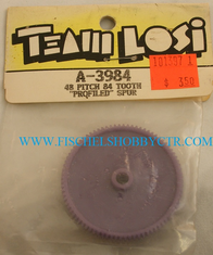 Losi LOSA3984 48P 84 tooth Profiled Spur Gear