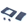 Losi LOSA4126 Front and Rear Pivot Block, 4 Degree: XXX, XXX-T SCT