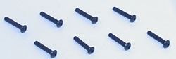 Losi LOSA6236 Button Head Cap screws 2 56 x half