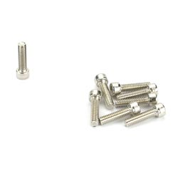 Losi LOSA6240 5-40 x 1/2 Caphead Screw (8)