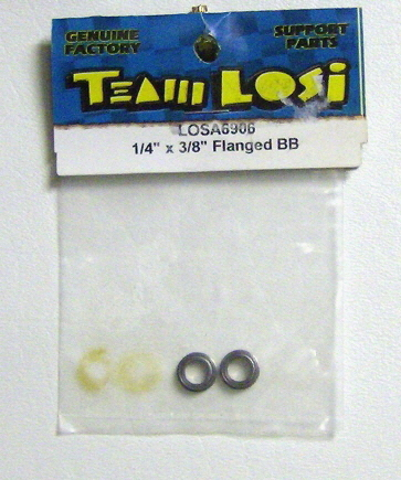 Losi LOSA6906 Flanged Ball Bearings