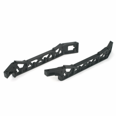 Losi LOSB0904 Chassis Side Rails: MLST/2, MRAM