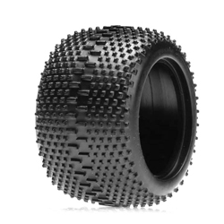 Losi LOSB0982 Mini Kingpin Tires with Foam (Pr): MLST/2