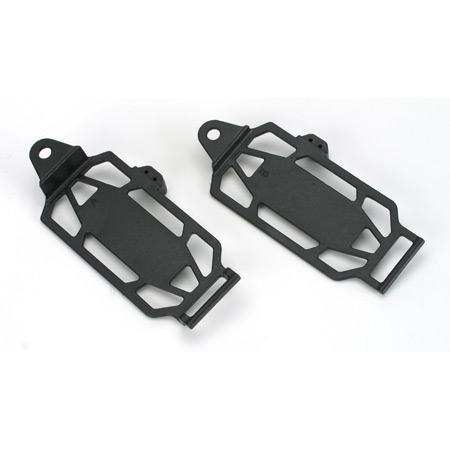 Losi LOSB1032 Battery Hold Down Set: Mini-DT