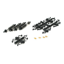 Losi LOSB1039 Damper Set, Assembled (4): Mini-T