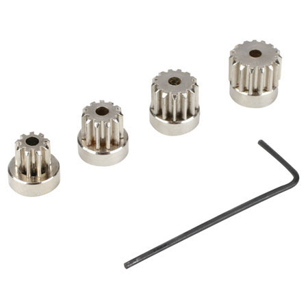 Losi LOSB1260 Pinion Gear Set, 9T-12T: Mini Vehicles