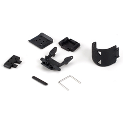 Losi LOSB1503 Suspension Mount & Bumper Set: Micro-T/B/DT